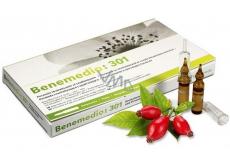 Benemedio 301 Omlazující sérum s Vitamínem C pro obličej a dekolt 10 ampulí 2ml