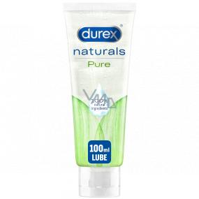 Durex Naturals Pure intimní lubrikační gel pouze s přírodním složením 100 ml