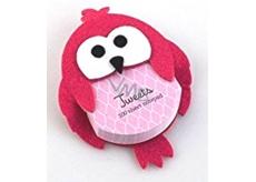 If Tweets zápisník s magnetem Růžový 100 listů