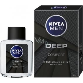 Nivea Men Deep voda po holení 100 ml