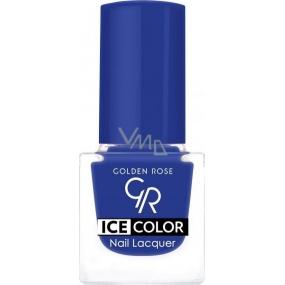 Golden Rose Ice Color Nail Lacquer lak na nehty mini 145 6 ml