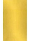 Nekupto Celofánový sáček Vánoční zlatý 15 x 25 cm CI 042 01