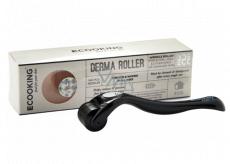 Ecooking Derma Roller kosmetický masážní váleček na obličej, krk a dekolt 540 jehliček