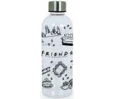Epee Merch Friends Přátelé Hydro Plastová láhev s licenčním motivem, objem 850 ml