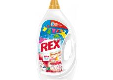 Rex Japanese Garden & Water Lily Aromatherapy Color gel na praní barevného prádla 20 dávek 1 l