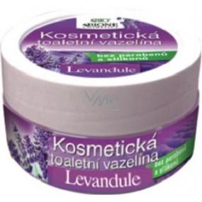 Bione Cosmetics Levandule kosmetická toaletní vazelína 155 ml