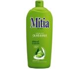 Mitia Olive & Milk tekuté mýdlo náhradní náplň 1 l