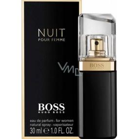 Hugo Boss Nuit pour Femme parfémovaná voda 30 ml