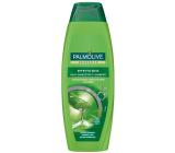 Palmolive Naturals Silky Shine Effect šampon pro normální vlasy 350 ml