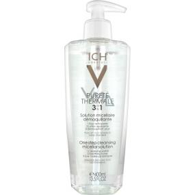 Vichy Pureté Thermale 3v1 micelární voda 400 ml