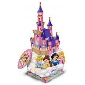 Disney Princess Kouzelný zámek 3D sprchový gel pro děti 400 ml