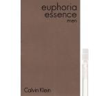 Calvin Klein Euphoria Essence Men toaletní voda 1,2 ml s rozprašovačem, Vialka
