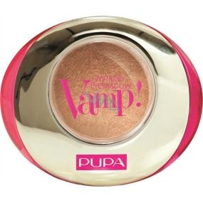 Pupa Dot Shock Vamp! Wet & Dry Eyeshadow oční stíny 706 Bronze Chestnut 1 g