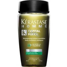 Kérastase Homme Capital Force Anti-Gras Shampoo šampon pro muže na mastné vlasy 250 ml