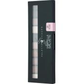 Gabriella Salvete Palette 10 Shades paleta očních stínů se zrcátkem a aplikátorem 01 Rose 12 g