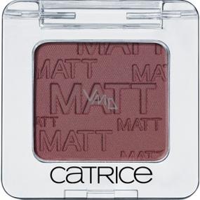Catrice Absolute Eye Colour Mono oční stíny 990 Dont Cry For Me Aubergina 2 g