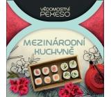 Albi Vědomostní pexeso - Mezinárodní kuchyně věk 12+
