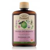 Green Pharmacy Proti celulitidě masážní olej 200 ml