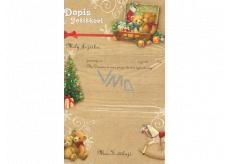 Ditipo Dopis Ježíškovi medvídci 195 x 290 mm