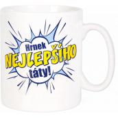 Albi Megahrnek XXL Hrnek nejlepšího táty! 850 ml