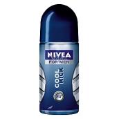 Nivea Men Cool Kick kuličkový antiperspirant deodorant roll-on 50 ml