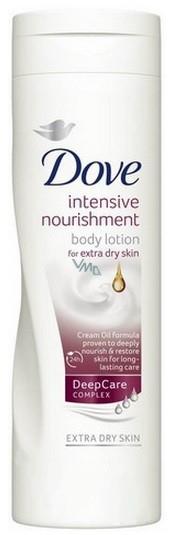 Dove Intensive Nourishment tělové mléko pro velmi suchou pokožku 400 ml