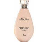 Christian Dior Miss Dior parfémové tělové mléko pro ženy 200 ml
