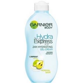 DÁREK Garnier Hydra Express zvláčňující gelový krém výtažek z hroznu 400 ml