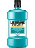 Listerine Cool Mint ústní voda antiseptická ústní voda pro svěží dech 1 l