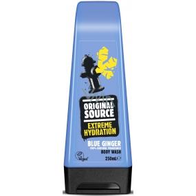 Original Source Modrý zázvor sprchový gel hydratační pro muže 250 ml