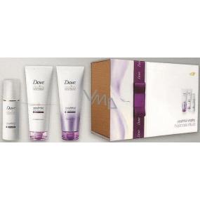 Dove AHS Youthful Vitality vlasový BB krém 125 ml + Youthful Vitality kondicionér 250 ml + Youthful Vitality šampon 250 ml, kosmetická sada