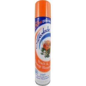 Akolade Peach & Orange Blossom 2v1 osvěžovač vzduchu 300 ml