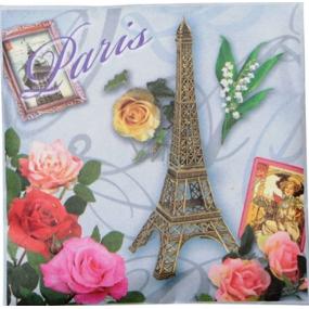 Le Blanc Tour Eiffel Vonný sáček Růže 11 x 11 cm 8 g