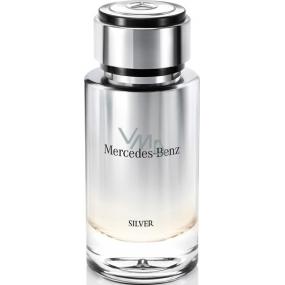 Mercedes-Benz Mercedes Benz Silver for Men toaletní voda 120 ml Tester
