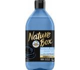 Nature Box Kokos Hydratační sprchový gel se 100% za studena lisovaným olejem, vhodné pro vegany 385 ml