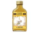 Bohemia Gifts & Cosmetics Zlatá medovina 18% K svátku 100 ml
