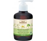 Green Pharmacy Zelený čaj a Ginkgo biloba jemný čisticí gel na obličej 270 ml
