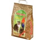 Granum Jonáš Stelivo přírodní podestýlka ze dřeva pro kočky a jiné domácí zvířata 10 l, 5,5 kg