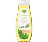 Bione Cosmetics Cannabis tekuté mýdlo s protimikrobiální přísadou 300 ml