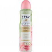 Dove Nourishing Secrets Limited Edition Refreshing Summer Ritual Aloe Vera & Rose Water antiperspirant deodorant sprej s 48hodinovým účinkem pro ženy 150 ml