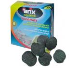 Arix Drátěné polštářky napuštěné 12 ks citronová vůně