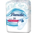 Pamela Normal Anatomic Satin Soft hygienické vložky 20 kusů