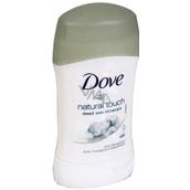 Dove Natural Touch antiperspirant deodorant stick pro ženy 40 ml