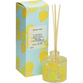 Bomb Cosmetics Citronová zmrzlina - Sherbet Lemon aroma difuzér 120 ml