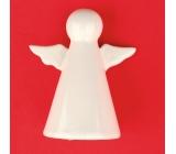 Keramický anděl figurka 6 cm