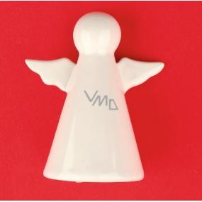 Anděl keramický figurka 6 cm