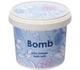 Bomb Cosmetics Sametový ročník Koupelová sůl 365 ml