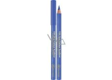 Dermacol 12H True Colour Eyeliner dřevěná tužka na oči 02 Electric blue 2 g