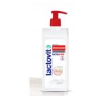 Lactovit Lactourea regenerační tělové mléko s dávkovačem 400 ml