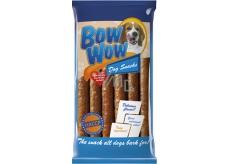 Bow Wow Klobásy XS s kolagenem a slaninou doplňkové krmivo pro psy 6 kusů